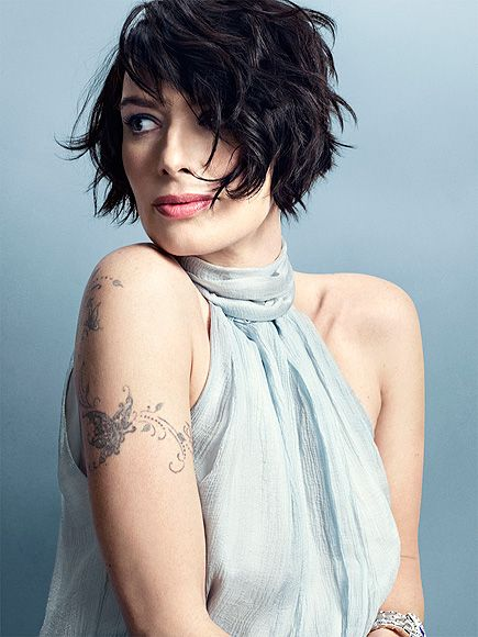 Lena Headey Loves Her Tattoos: 'I Always Want More!' http://www.people.com/article/lena-headey-tattoos-game-of-thrones