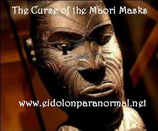 Eidolon Paranormal Australia: Curses: The Curse of the Maori Masks