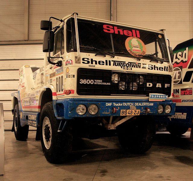 1987 DAF 3600 TurboTwin II van Jan de Rooy