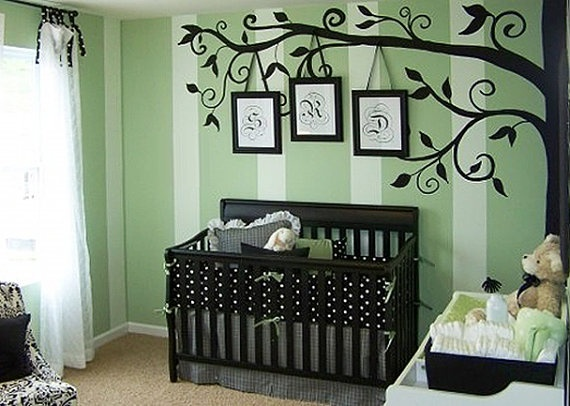 For the next baby room!