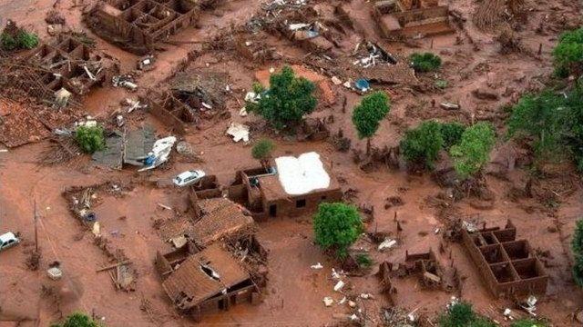 Δηλητηριώδη μεταλλευτικά τέλματα και μοιραίες θραύσεις φραγμάτων: Σήμερα στη Βραζιλία, αύριο στη Θράκη
