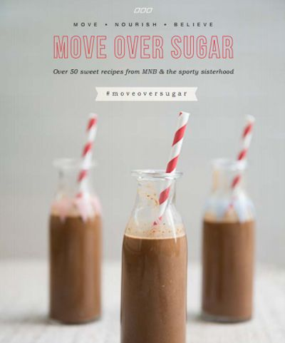 #sp Move Over Sugar: 50 Sugar Free Recipes from Lorna Jane #Fitfluential #EAT