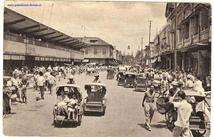 Pasar 16, Ilir Palembang