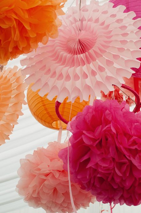 Garden Party, maybe bridal shower theme? Love the colors!