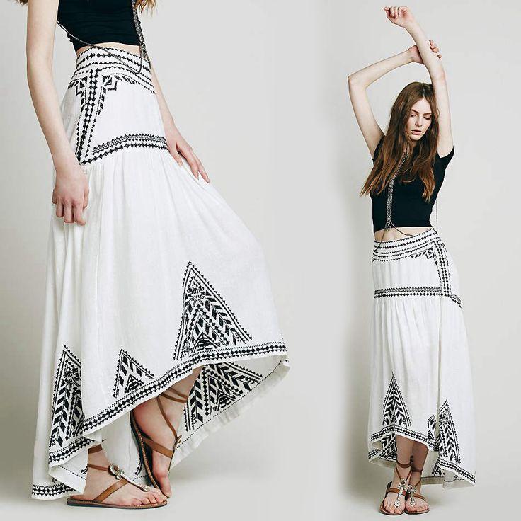 white-cotton-long-skirts
