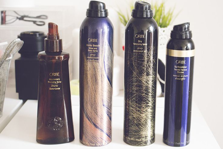 A fashion bloggers review of Oribe Maximista, Apres Beach, Dry and Surfcomber