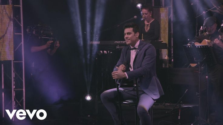 Carlos Rivera - No Eras para Mí