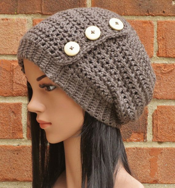 how to make a slouchie beanie
