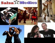 €15 instead of €60 for Six Salsa Dance Classes with Salsa Medics at the Victoria Hotel, Galway!!