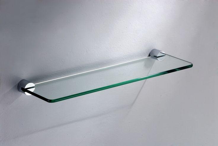Wall Glass Shelf Brackets