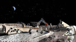 G.A.B.I.E.: La explotación minera de la Luna, a un paso