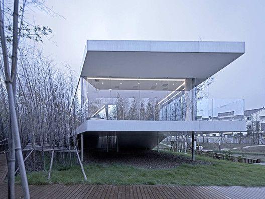 Riverside Clubhouse,© Yao Li