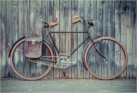 Vintage fietsen van Le Velo zijn stuk voor stuk kunststukken 2