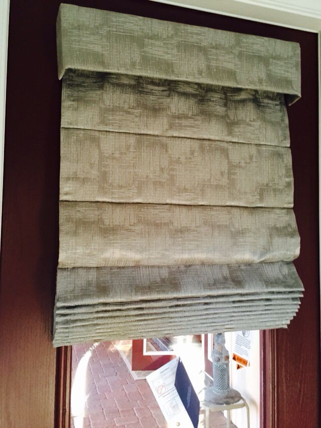 72 Best Images About Roman Shades On Pinterest Balloon