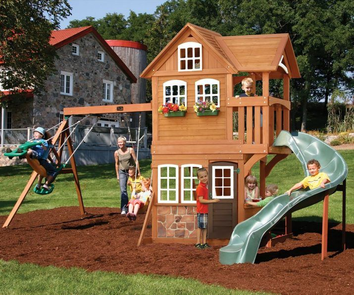 Pin On Kids Outdoor Play
