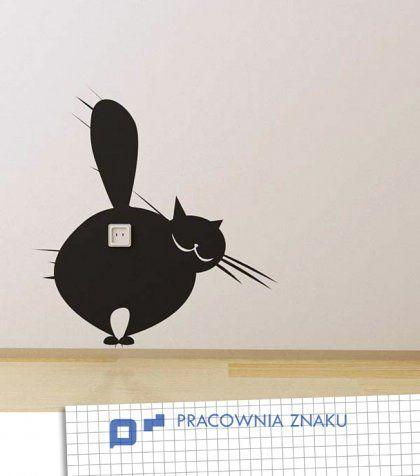 Naklejki na ścianę_Trzy koty (proj. Pracownia Znaku): Cat Design, Animal Motif, Cat Wall, Wall Decal, Cat Hilarities, Cat Lols