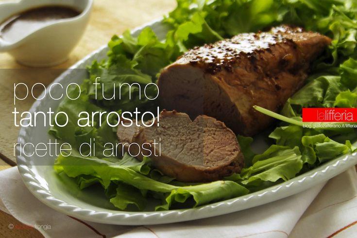 Ricette arrosto è una selezione di ricette di arrosti da sfoderare nelle occasioni che vi stanno più a cuore: dai classici ai farciti, a polpettoni e rollè.