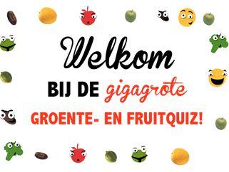 *▶ Groente- en Fruitquiz! Voor alle groepen met handleiding en leuke lessen!