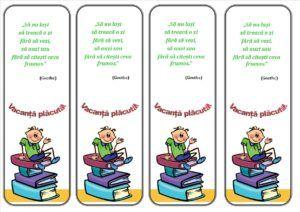 Gânduri și citate - Semn de carte 6