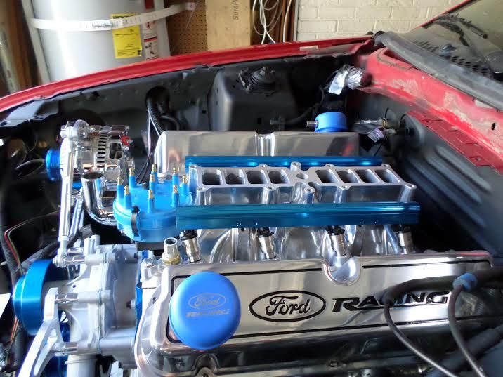 408 Stroker in my 1994 Mustang GT SN95 convertible | Engines | Sn95