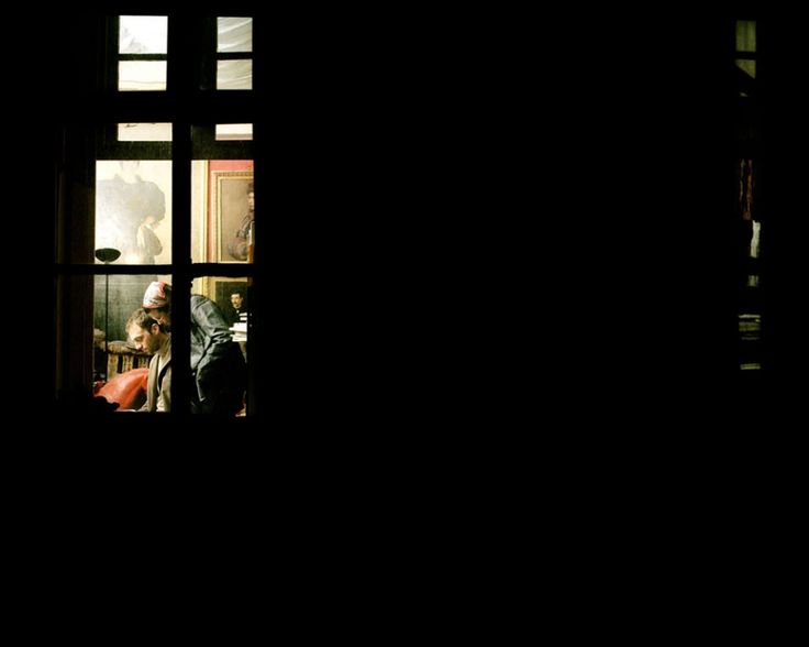 Through the Window - finestra #9 - 2002