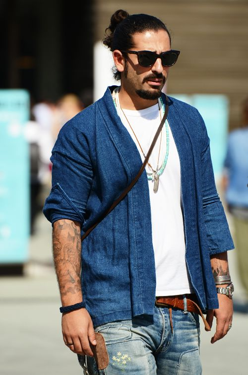 Perfect (street) style #Pitti