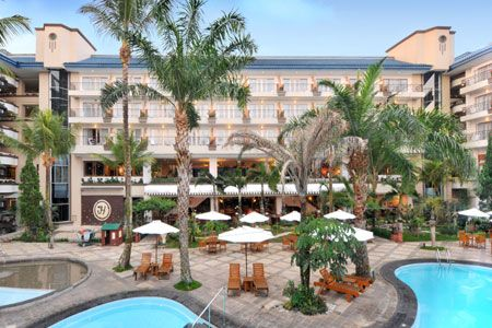 Bandung hotel