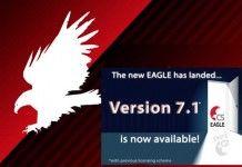Download software cad para PCB Cadsoft Eagle 7.5 – 32 e 34 bits