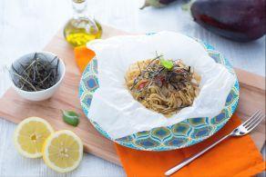 Ricetta Pasta con pesce spada - Le Ricette di GialloZafferano.it