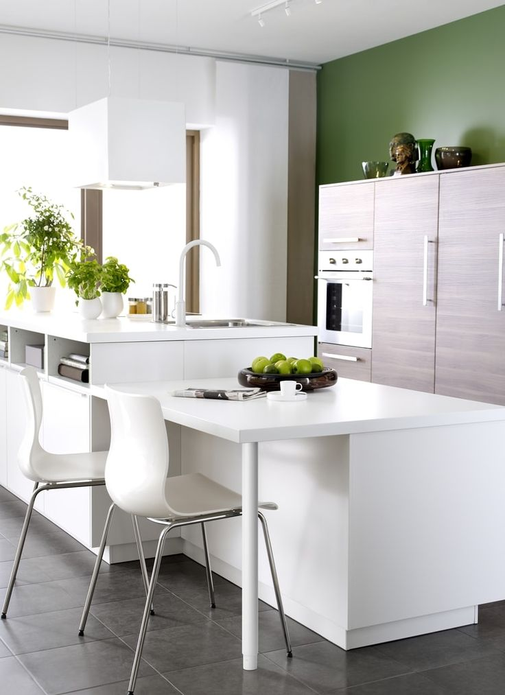 86 best les cuisines ikea images on pinterest ikea - Ilot central de cuisine ikea ...