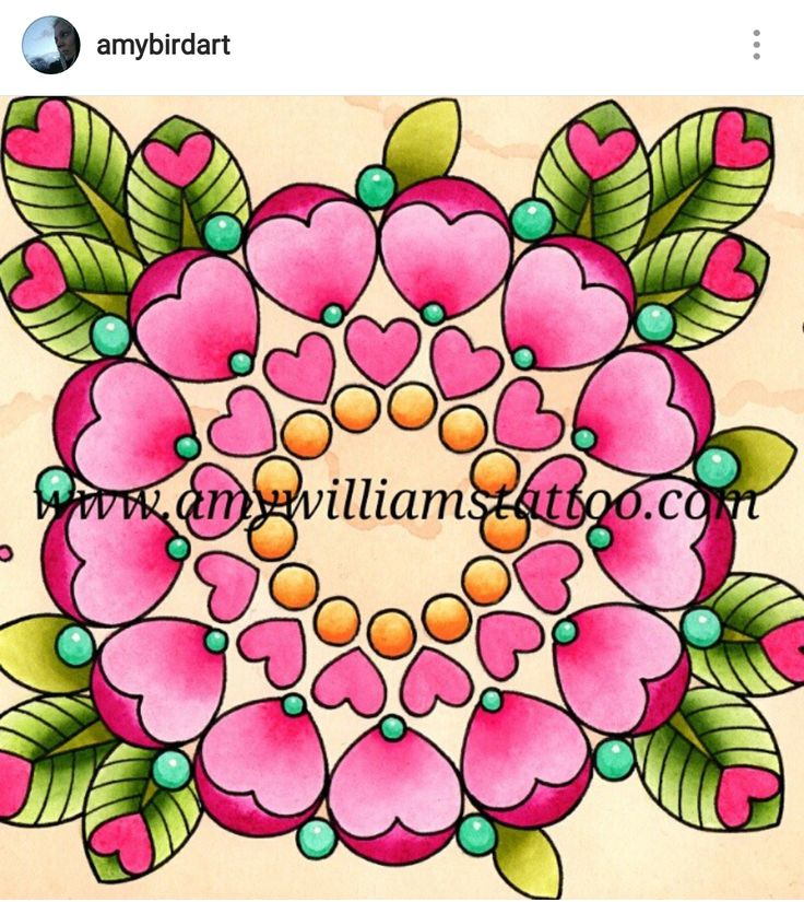 I want to tattoo this. Message me on my Facebook page Amy Williams Tattoo to book in. Geometric, rose, flower, hearts, tudor rose, pink, teal, girly, neotraditional
