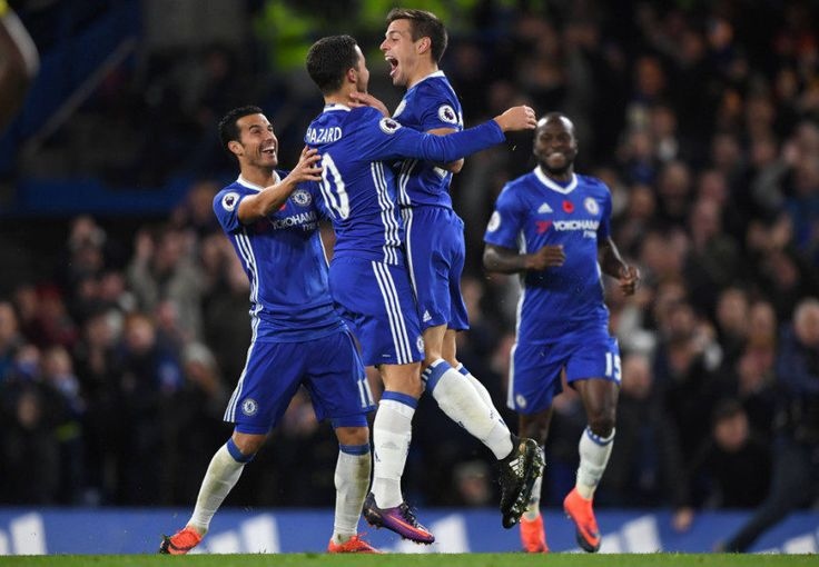 The Chelsea train keeps rolling toward title contention = Chelsea is on a six-game winning streak after getting a 1-0 victory over Middlesbrough on Sunday, with the win taking them to the top of the standings. It was also the sixth straight clean sheet kept by the Blues, and the.....