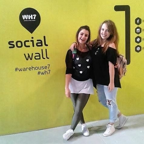 ~Smile~ #socialwall #wh7