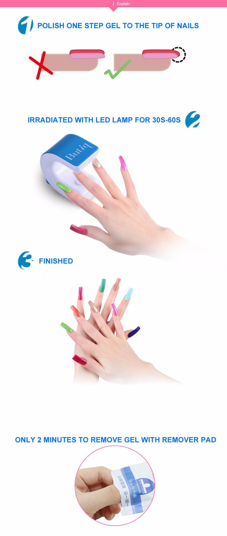 28 best OPHIR Airbrush Nail Art images on Pinterest | Airbrush nail ...