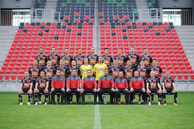 Kadra piłkarzy GKS Tychy