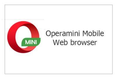 Operamini Mobile Web browser - TrendEbook