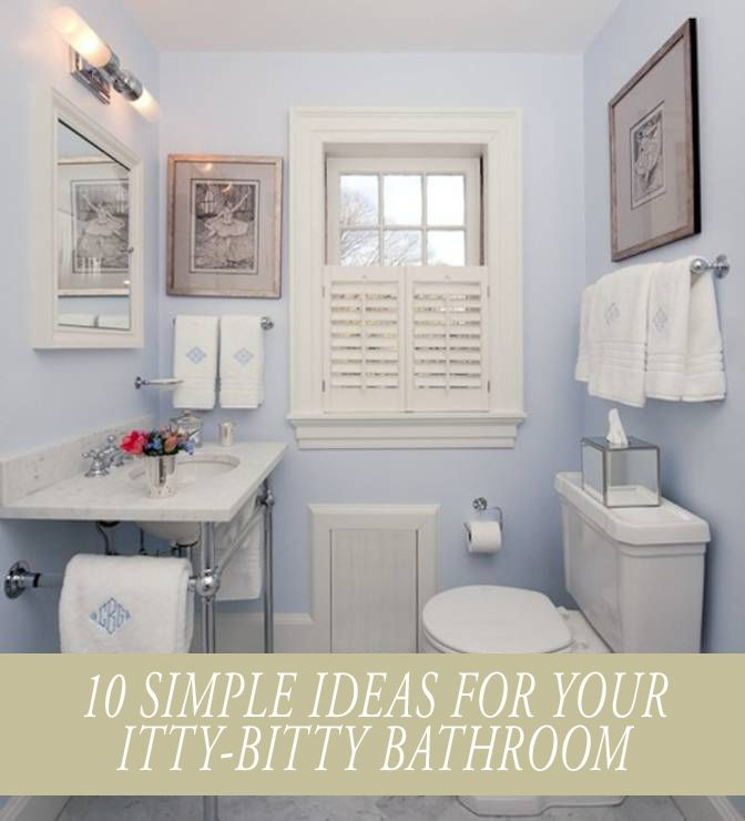 Design For Bathroom In Small Space. If you have a small bathroom  then know that there is not lot of storage space Try some these ideas to give your touch personality 357 best Country cottage images on Pinterest Bathroom