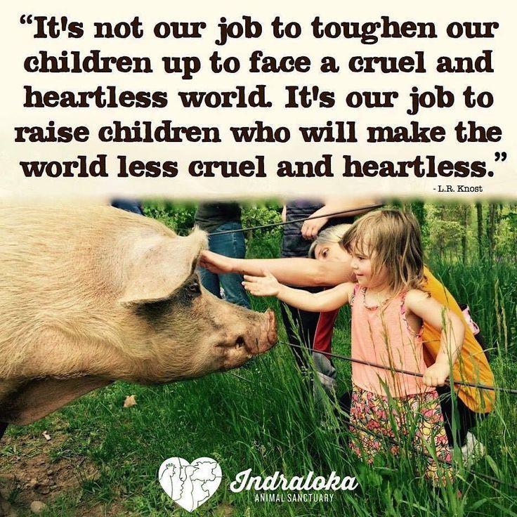 Raising A More Compassionate Generation