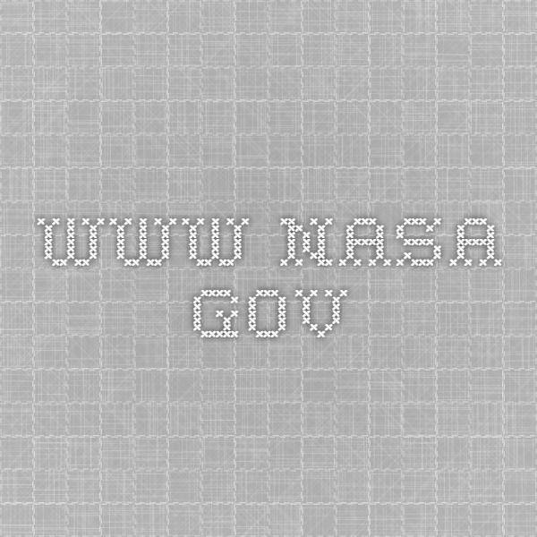 www.nasa.gov zoek de verschillen. leuk.