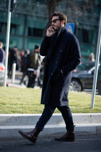 The best-dressed men on the streets of Milan for the Autumn Winter 2017 collections