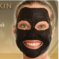 What the Facemask looks like on :)