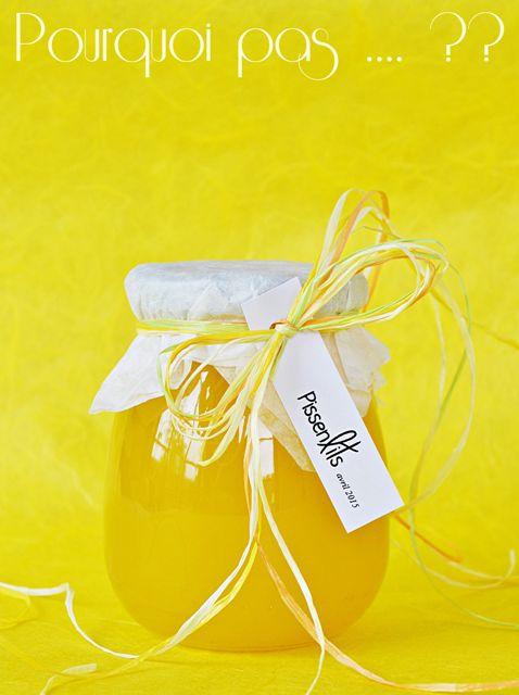 Recette de galée de fleurs de pissenlit déposée sur cuisinesauvage.org