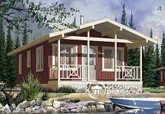Plan de maison no. W1905 de dessinsdrummond.com