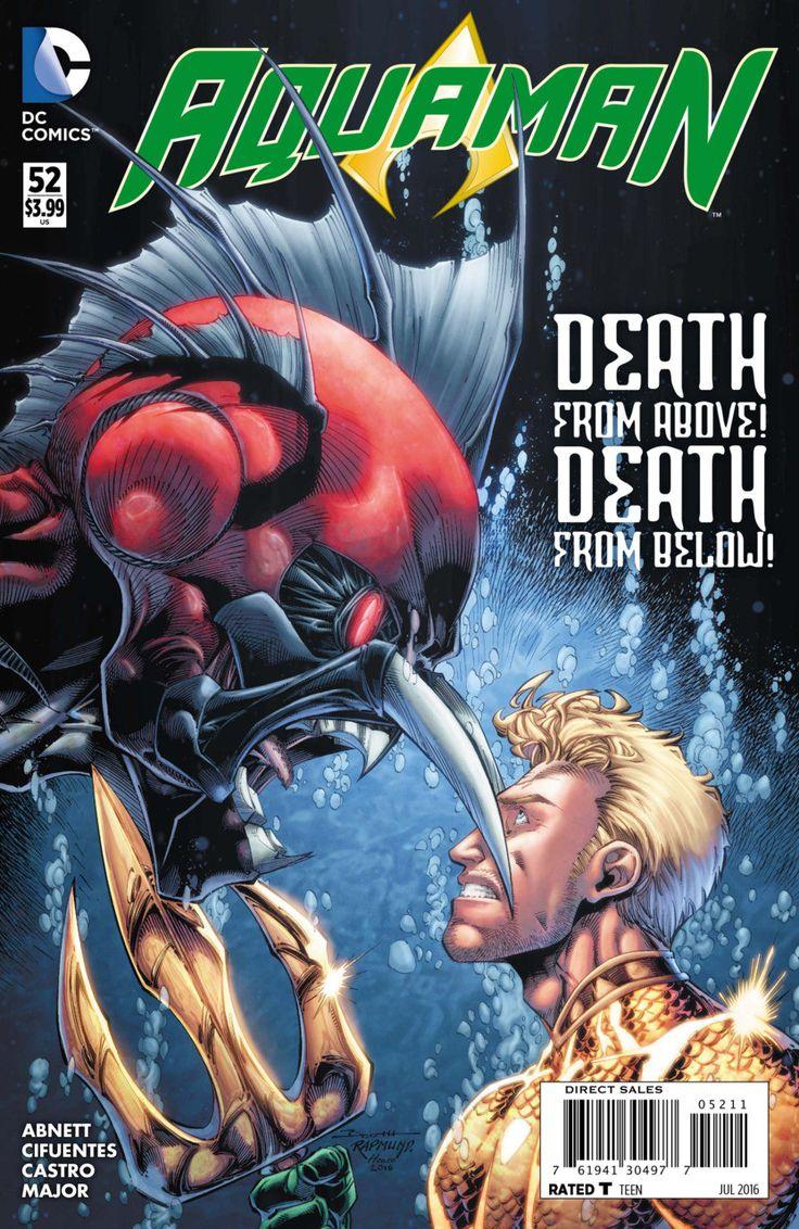 DC Comics - Aquaman #52 (New 52)