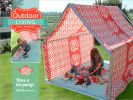 Tutorial: DIY outdoor playhouse tent