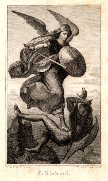 Principalities Angels | Saint Michael the Archangel