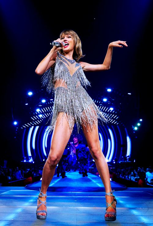 Taylor Swift Web | taylors-swift:   Taylor Swift performs onstage...