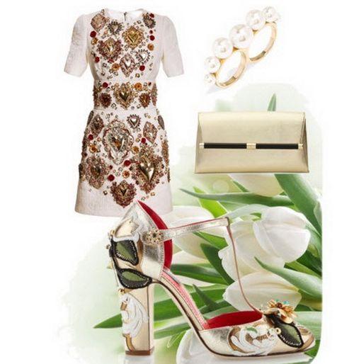 Красивые и модные босоножки - лето 2015 - 100 моделей Каблук Платформа Танкетка