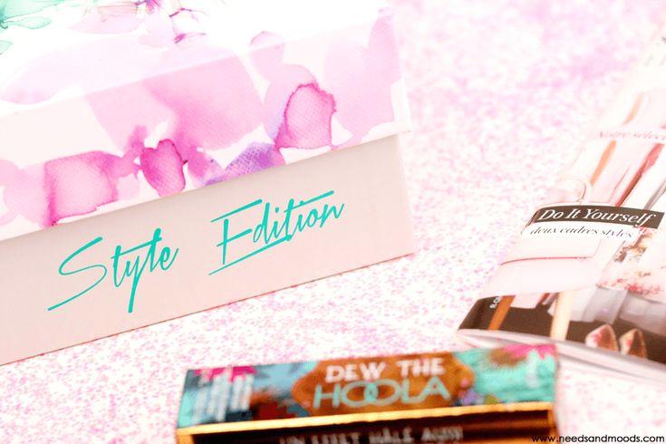 Sur mon blog beauté, Needs and Moods, je vous dévoile le contenu de la Glossybox du mois d'avril, Style édition! Au rendez-vous, des marques make-up irrésistibles: Benefit, Marc Jacobs...  http://www.needsandmoods.com/glossybox-avril-2016/  #Glossybox #GlossyboxAvril @glossyboxfr #GlossyboxAvril2016 #Box #Beauté #Glossybox_fr #Blog #Blogger #Blogueuse #BeautyBlog #BeautyBlogger #FrenchBlogger #BlogBeauté #maquillage