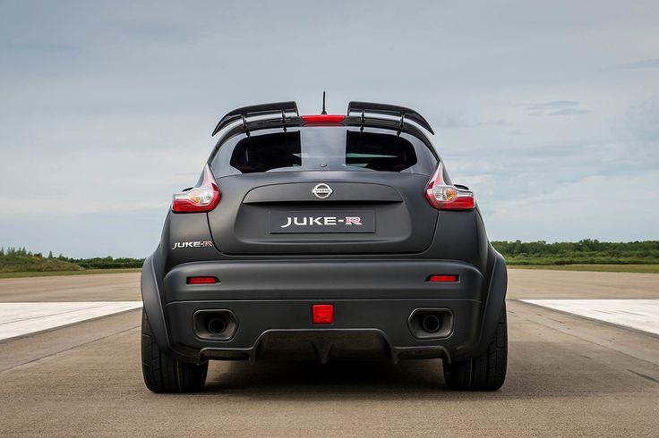 Nissan Juke-R 2.0 6